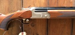 Zafer Pointer 12Ga Under + Over Shotgun