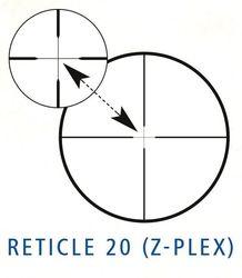 Zeiss Conquest HD5 315x42 ZPlex 20 Hunt Turrets